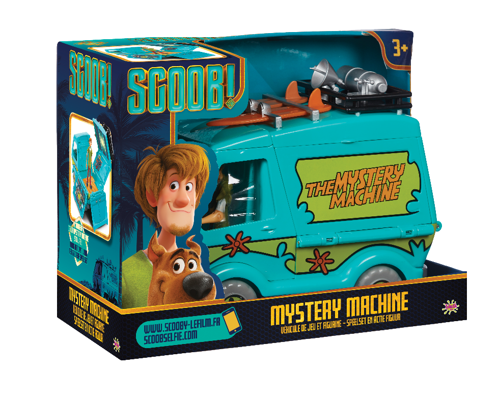 Scooby-Doo Van ''Mystery Machine''