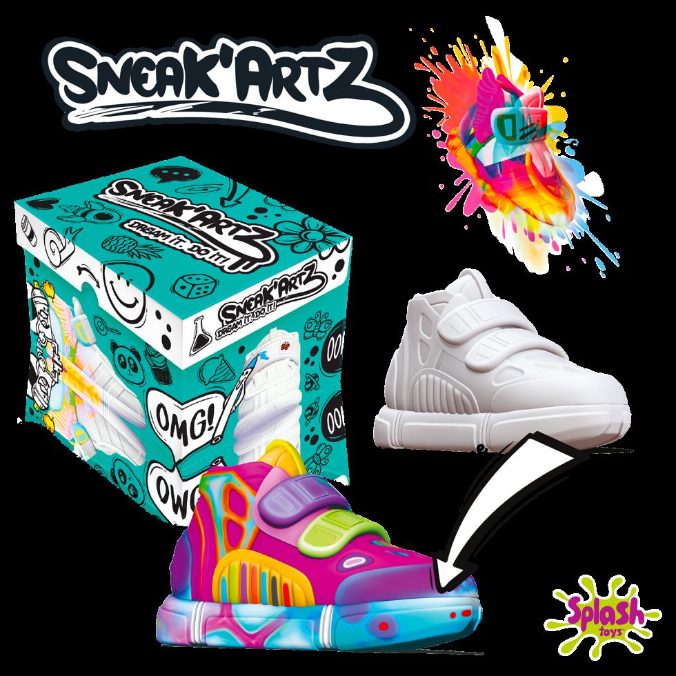 Sneak'Artz – ShoeBox